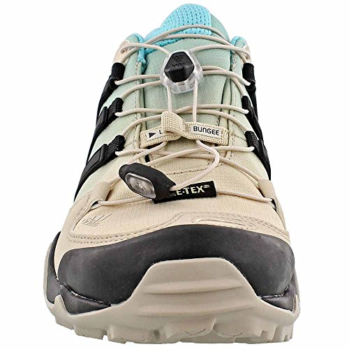 Adidas Terrex Swift R Gtx W Clear Brown / Black / Easy Mint Women's Hiking Shoes - 6.5 M view online release dates 3N0p5o
