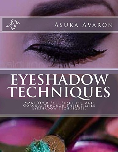 The Shadow 2016 Costume (Eyeshadow Techniques': Make Your Eyes Beautiful And Gorgeus Through These Simple Eyeshadow Techniques.)