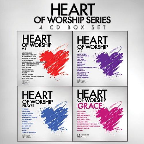 Worship Box Set (Heart Of Worship Series [4 CD Box)