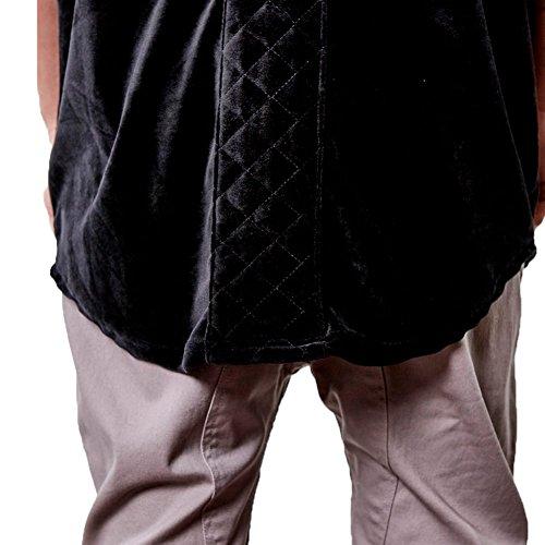 Cayler & Sons T-Shirt – Csbl New Age Scallop schwarz