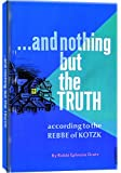 And Nothing but the Truth, Ephraim Oratz, 0910818819