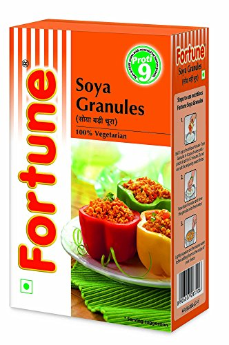 Fortune Soya Granules, 200g by Fortune