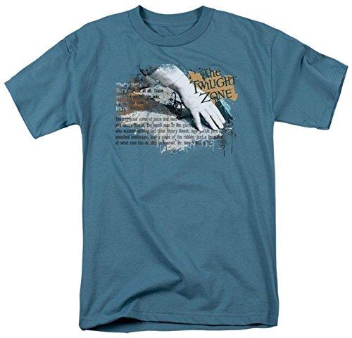 The Twilight Zone - Henry Bemis T-Shirt Size M