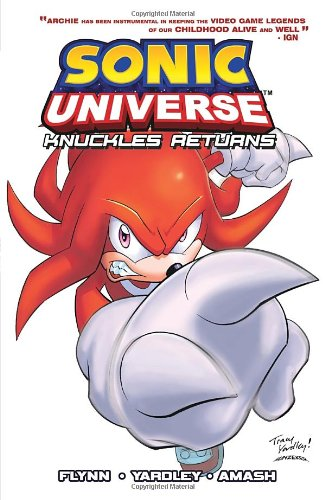 Sonic Universe 3: Knuckles Returns