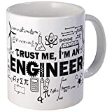 trust me im engineer - CafePress - Trust Me I'm An Engineer Mugs - Unique Coffee Mug, Coffee Cup