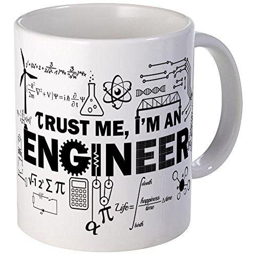 CafePress Trust Engineer Unique Coffee