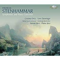 Complete Piano Concertos Sym