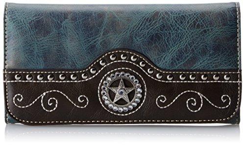 Blazin Roxx Womens Cross Wallet