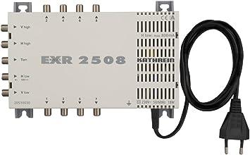 Kathrein Exr 2508 Satelliten Zf Vertzeilsystem Elektronik