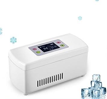 Refrigerador Portátil para El Automóvil, Congelador De Insulina ...