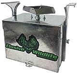 Elusive Wildlife Premium 12 Volt Feeder Control System - Box and Motor Only - Galvanized