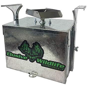 Image of Elusive Wildlife Premium 12 Volt Feeder Control Box with The Timer Feeder Parts & Accessories