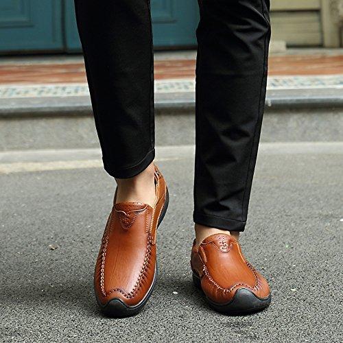 zapatilla hombre Salabobo Salabobo baja baja zapatilla marrón hombre baja marrón zapatilla Salabobo 6x8qBxwSp