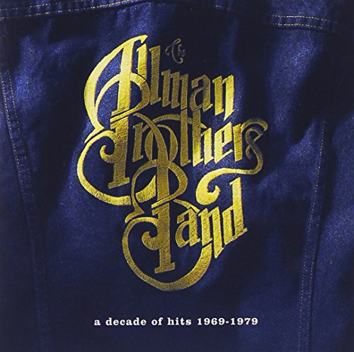 A Decade of Hits 1969-1979 (The Allman Brothers Band 5 Classic Albums)