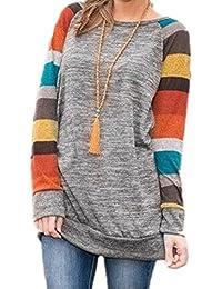 Women's Cotton Knitted Long Sleeve Lightweight Tunic...