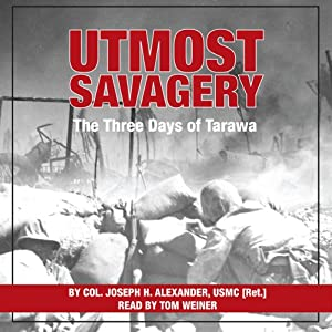 Utmost Savagery Audiobook