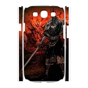 Cell Phone case DARK SOULS Cover Custom Case For Samsung Galaxy S3 I9300 MK9Q732391
