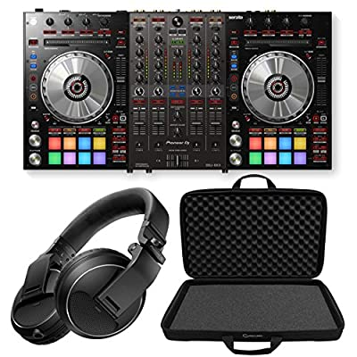 Pioneer DDJ-SX3 Flagship 4-Channel Controller with Odyssey from Pioneer DJ