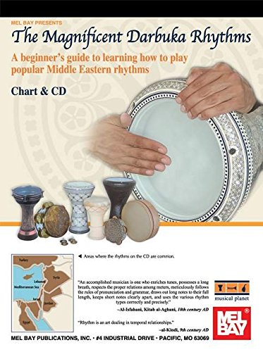 Download The Magnificient Darbuka Rhythms A beginner's guide pdf