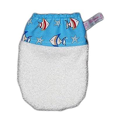 Gant de toilette enfant LES POISSONS (dès 3 ans)  Amazon.fr  Bébés ... 823570e124e