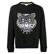 Kenzo Men's F765sw0014xcnero Black Cotton Sweatshirt