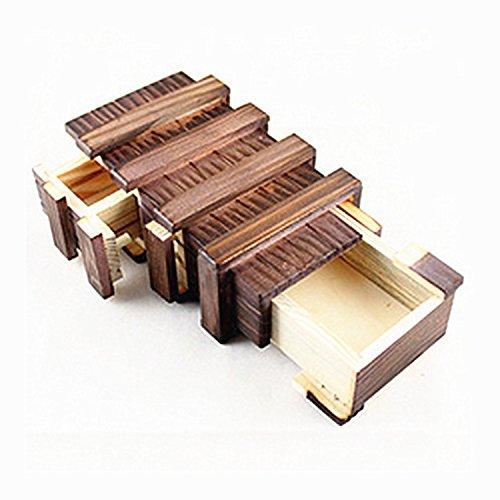 Star Kongming Wooden Secure Secret product image