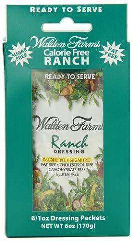 Walden Farms Dressing, Ranch, 1 Ounce