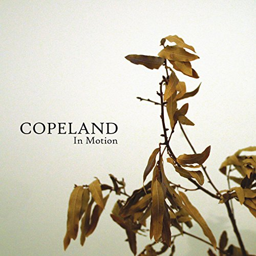 Copeland - In Motion (Clear Vinyl, 180 Gram Vinyl, Gatefold LP Jacket, Limited Edition)