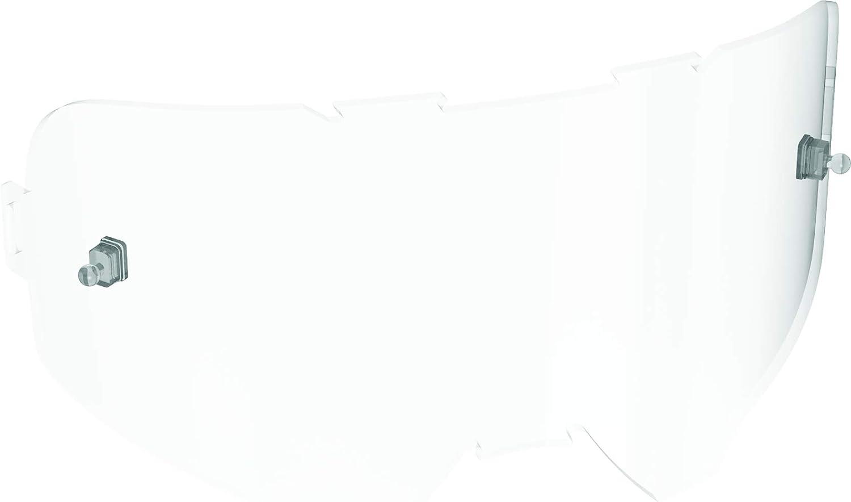 Blue Leatt Velocity 6.5 Goggle Lens
