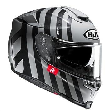 HJC 14380507 Casco de Moto, Forvic, Talla S