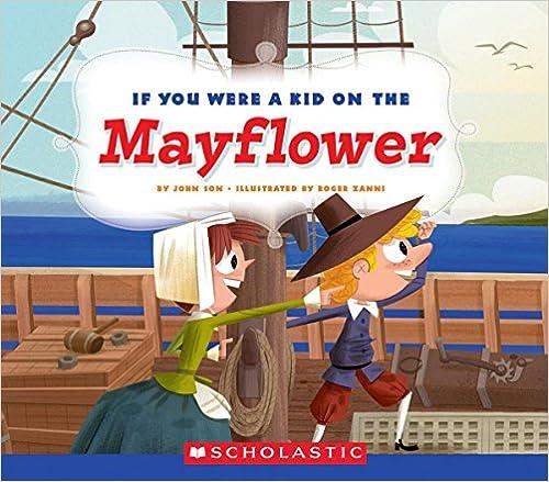 Descargar If You Were A Kid On The Mayflower PDF