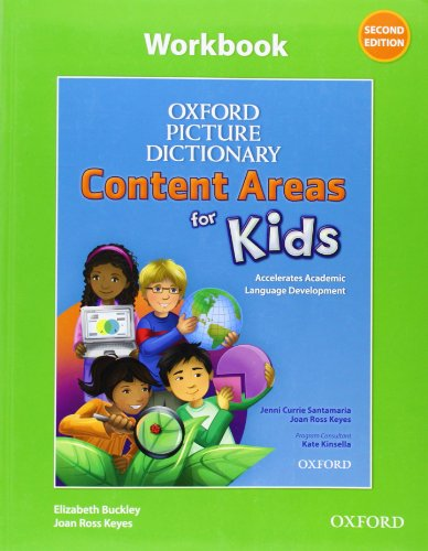 Oxford Picture Dictionary for Kids: Content Areas Workbook