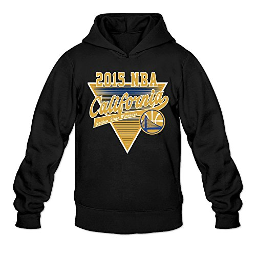 Golden State California Warriors Logo Hoodies Men's Black - Barry Pillowcase