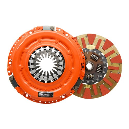 Centerforce DF612909 Dual Friction Clutch Pressure Plate and (1971 Jeep Cj5 Clutch)
