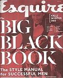 Esquire Big Black Book Fall/Winter 2012