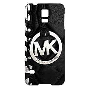 Michael Kors Logo Phone Case 3D Wonderful Design Plastic Phone Case for Samsung Galaxy S5 Mini Michael Kors Series