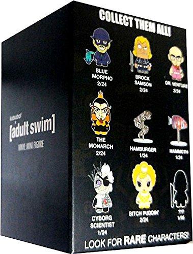 Kidrobot Adult Swim Blind Box Mini Vinyl Figure - One Figure from Kidrobot