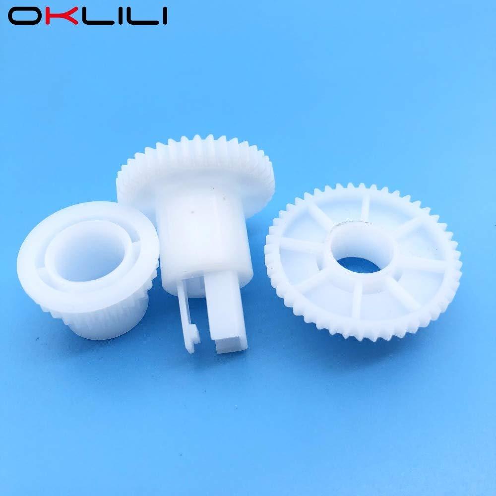 Printer Parts 20X Change Tractor Idle Gear for OKI Okidata 320 321 390 391 420 421 490 491 520 521 590 591 ML320 ML321 ML390 ML391 ML420 ML421 by Yoton (Image #4)