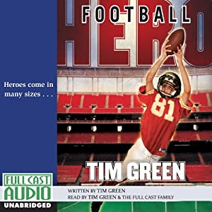 Football Hero Audiobook