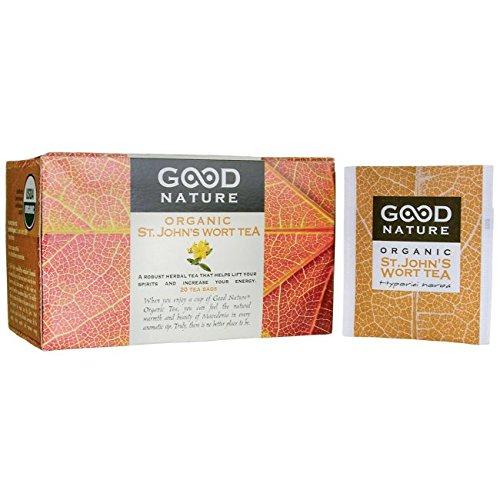 Good Nature St. John's Wort Organic Tea 20 Bag(S)