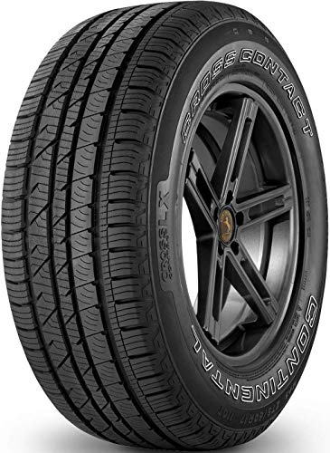 Continental CrossContact LX Sport all_ Season Radial Tire-235/55R19 101H (Best Tires For Acura Rdx 2019)