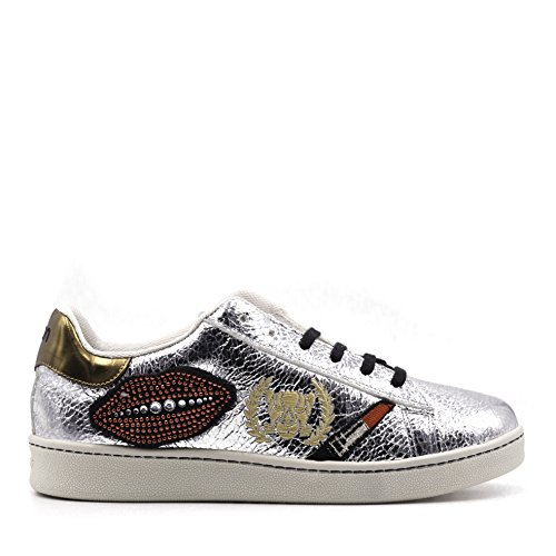 Sneakers Bowie Plata Revolution XYON Mujer q5FtcT