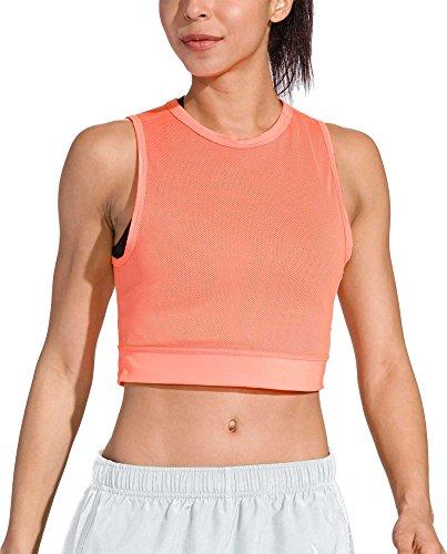 洗う遵守するリンケージ[ナイキ] レディース シャツ Nike Women's Miler Running Crop Tank Top [並行輸入品]