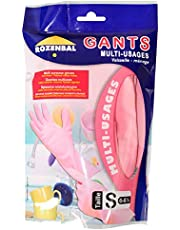 Rozenbal float glove Large, Pink