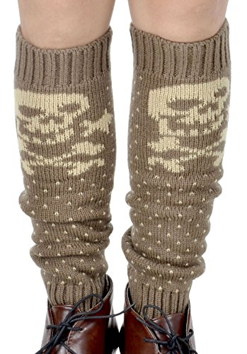 Simplicity Womens Knee Knitted Warmers