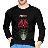 Mens Tool Rock Band Undertow Fashiontshirt Graphic Long Sleeve Tee