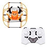 Your Supermart 2.5GHz RC Helicopter Quadcopter Remote Control Drone Sky Walker Climbing Wall Aircraft