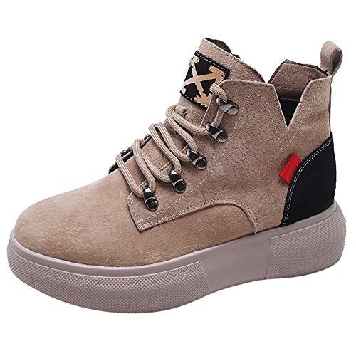 992b14bd5342 Chaussures Bottes 43 Femme Sauvages Kaki 35 Courtes À En Pour Femme Daim  Bottines nbsp bottines ...