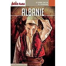 ALBANIE 2016 Carnet Petit Futé (Carnet de voyage) (French Edition)