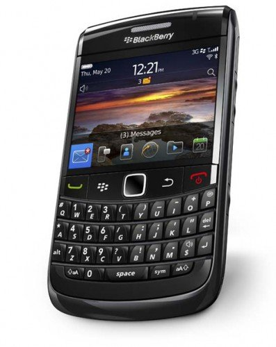 BlackBerry Bold 9780 Unlocked Cell Phone with Full QWERTY Keyboard, 5 MP Camera, Wi-Fi, 3G, Music/Video Playback, Bluetooth v2.1, and GPS (Black)